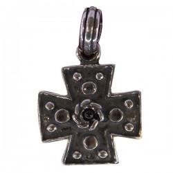 Croix Antique Pendentif - Argent 925