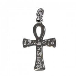 Croix Égyptienne  Pendentif - Argent 925