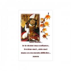 Rectangular Stickers - Saint Nicolas - 8 rooms - French