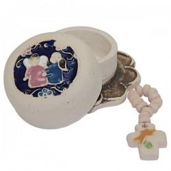 Dozen With its Terracotta  box