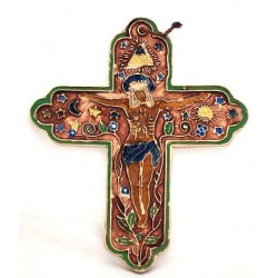 Terracotta Cross of Venezuela