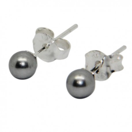 Boucles d'oreilles Croix Mini