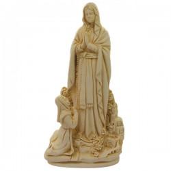 Statue Apparition de Lourdes - Poudre de Marbre