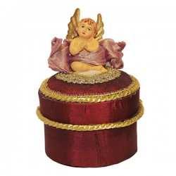 Jewelry Box Angel Round