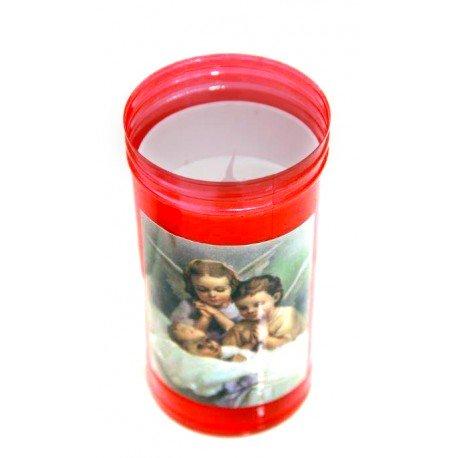 Bougies pour piles avec images Saintes