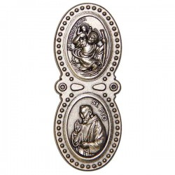 Saint Christopher and Saint Padre Thermo fridge