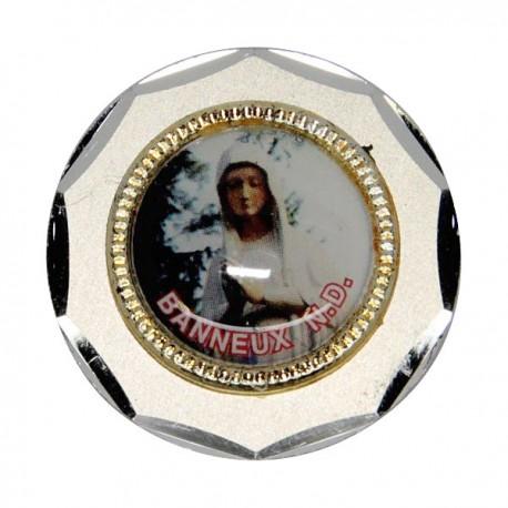 Notre Dame de la Route plaque magnétique