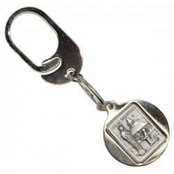 Keyring of the Banneux ND Apparition