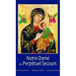 Notre-Dame du Perpetuel Secours Prières et Textes