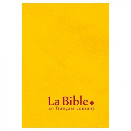 Bible en Français courant sans deutérocanoniques - Format Miniature