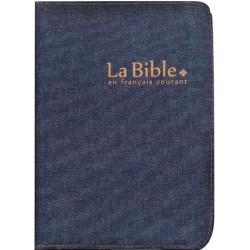 Bible en Français courant avec deutérocanoniques - Format Compact - Jeans