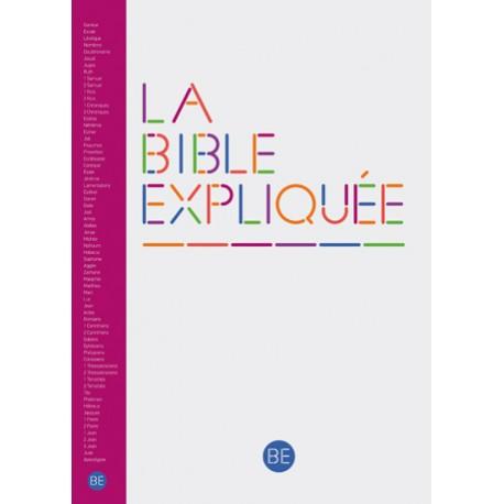 Bible expliquée - Protestante