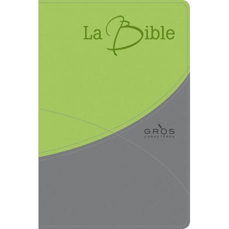 Bible Segond 21- gros caratères - Relié