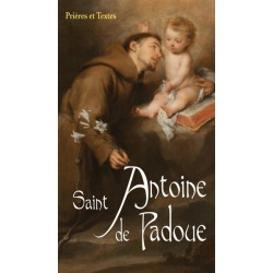 Saint Anthony - Prayers and Texts in French