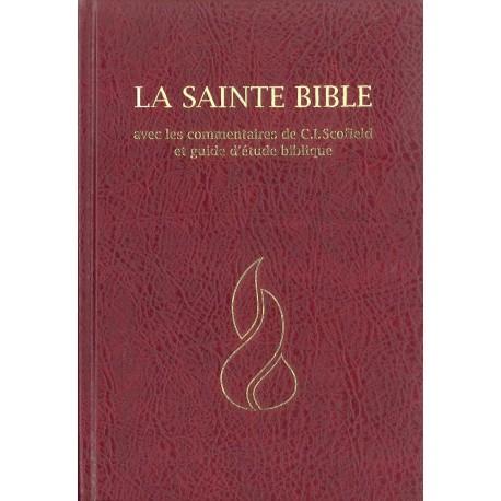 Bible Segond NEG 1979 avec commentaires de MacArthur