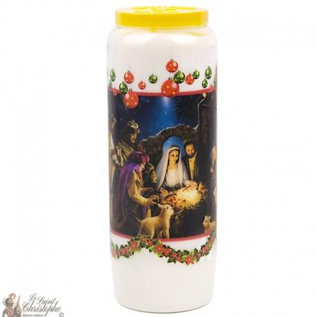 Candles Novenas to  – Prayer