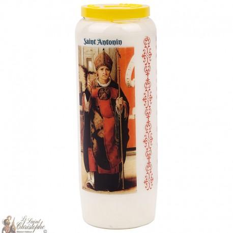 Candles Novenas to saint antonin – french Prayer