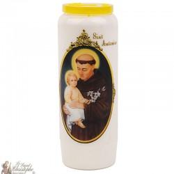 Candles Novenas to saint antony  – dutch Prayer