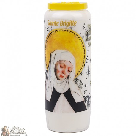 Candles Novenas to   – french  Prayer