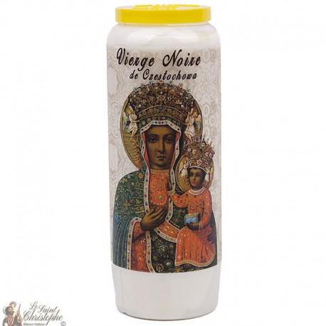Bougies Neuvaines  - prière