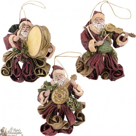 Decorative Santa Claus with hanger