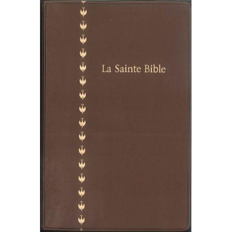 La Sainte Bible - Colombe - Segond