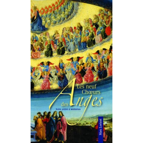 The nine choirs of angels - French book