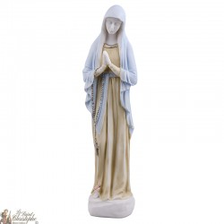 Statue of the Virgin of Banneux - 39 cm