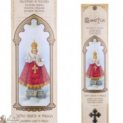 Incense pouch - Little Jesus of Prague - 15 pces