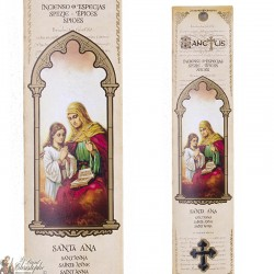 Incense pouch - Ste Anne - 15 pces - 60gr