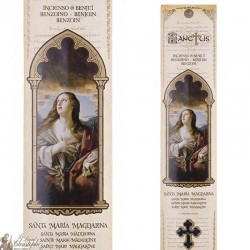 Incense pouch - Ste Marie madeleine - 15 pces - 60gr