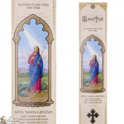 Incense pouch - Ste Martha - 15 pces - 60gr