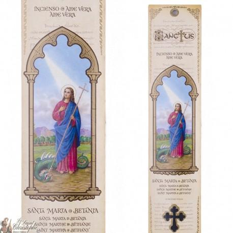 Incense pouch - Ste Martha - 15 pces - 60gr