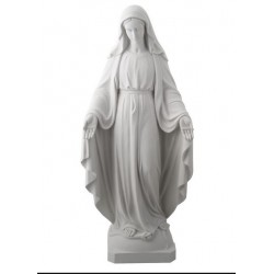 Statue of the Miraculous Virgin - 23 cm