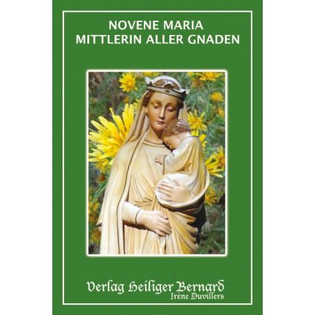 Novene Maria Mittlerin aller Gnaden