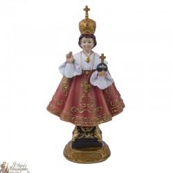 Petit Jésus de Prague - statue  22 cm