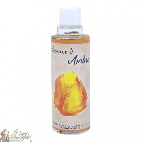Essence d'ambre - 30ml