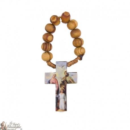 Dizainier bois d'olivier à Sainte Famille
