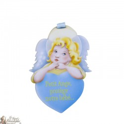 Angel wall protector baby