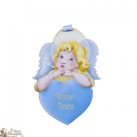 Angel wall protector baby - personalizable