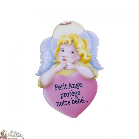 Angel wall protector baby